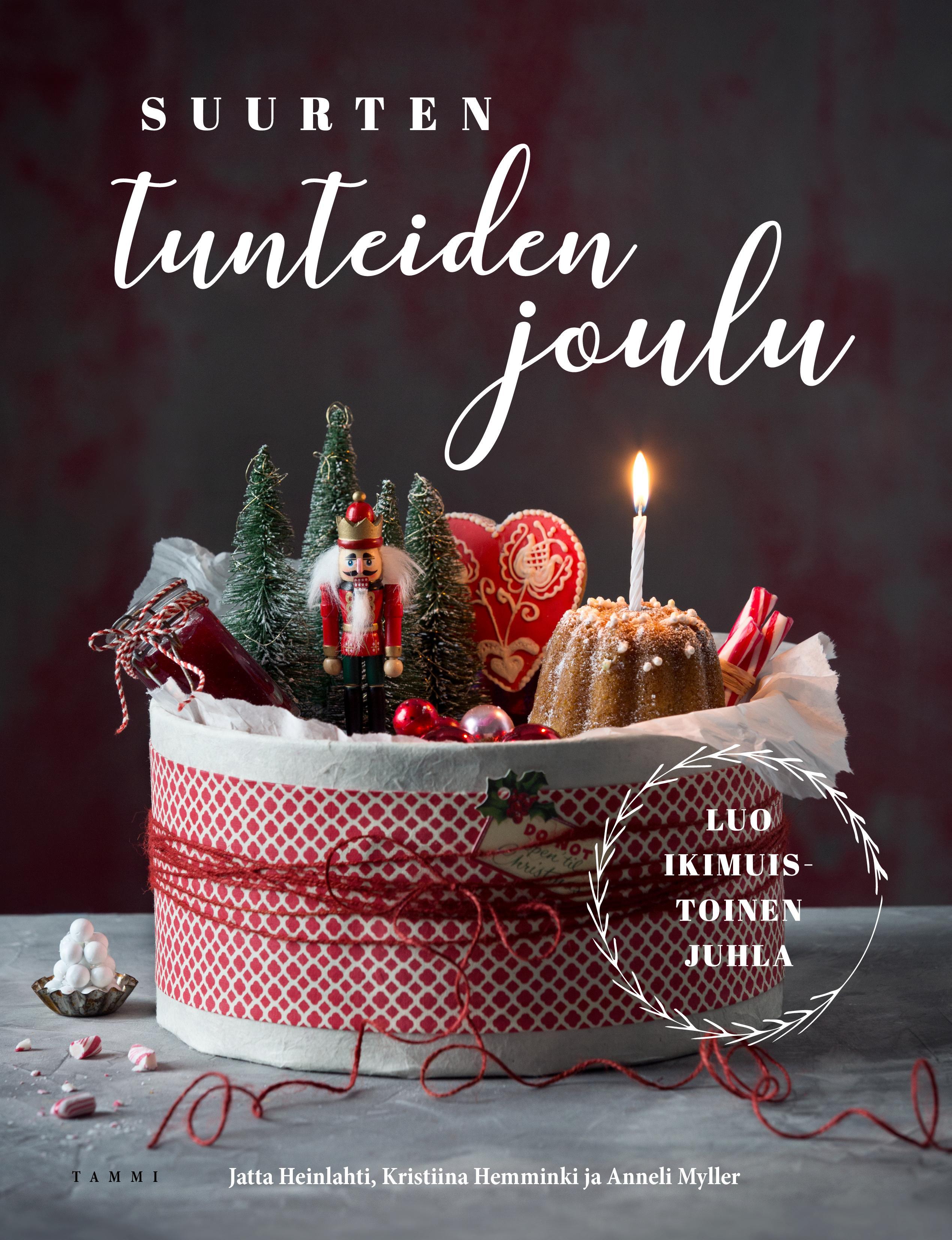 joulu 2018 kirjat Suurten tunteiden joulu joulu 2018 kirjat