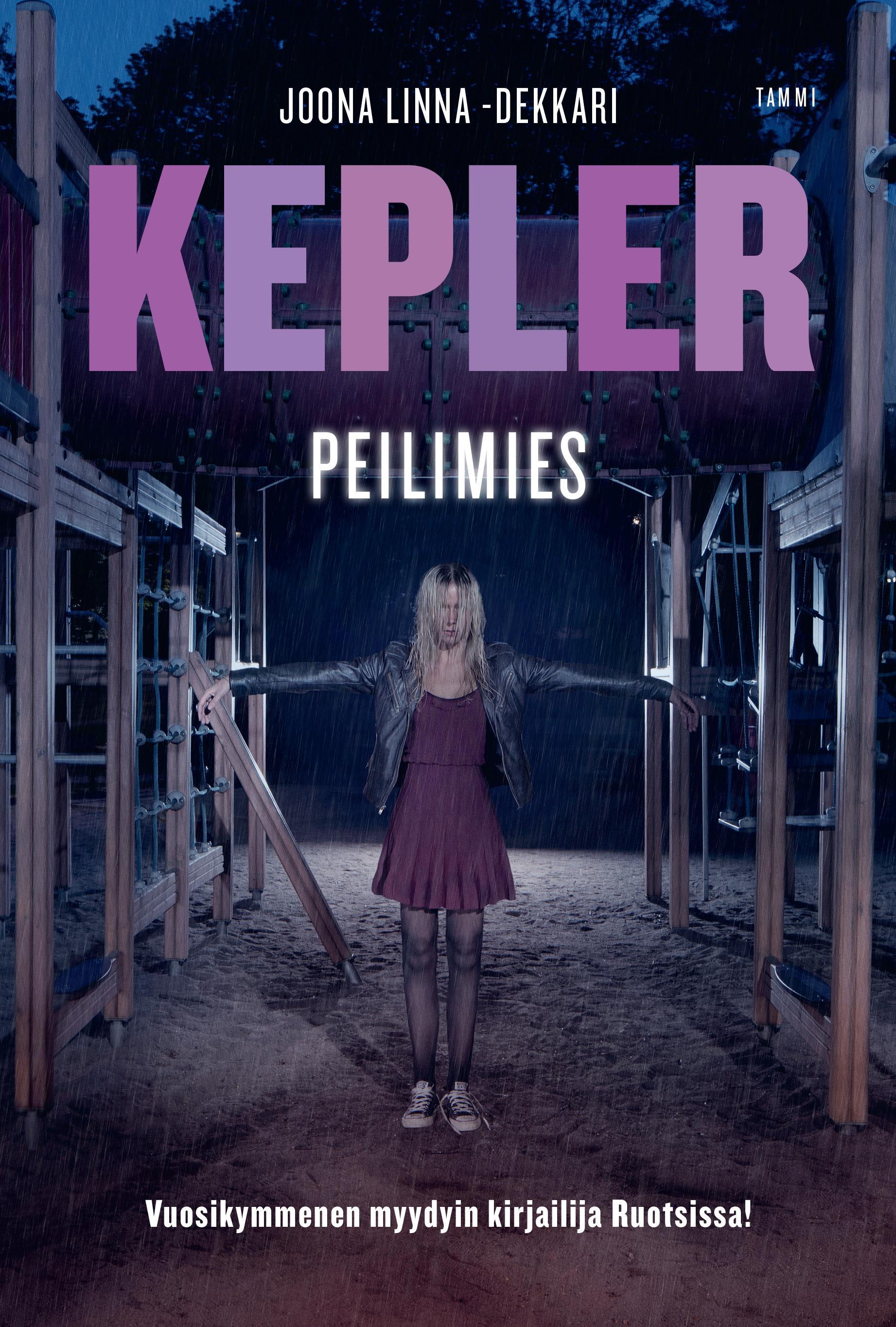 Lars Kepler: Peilimies